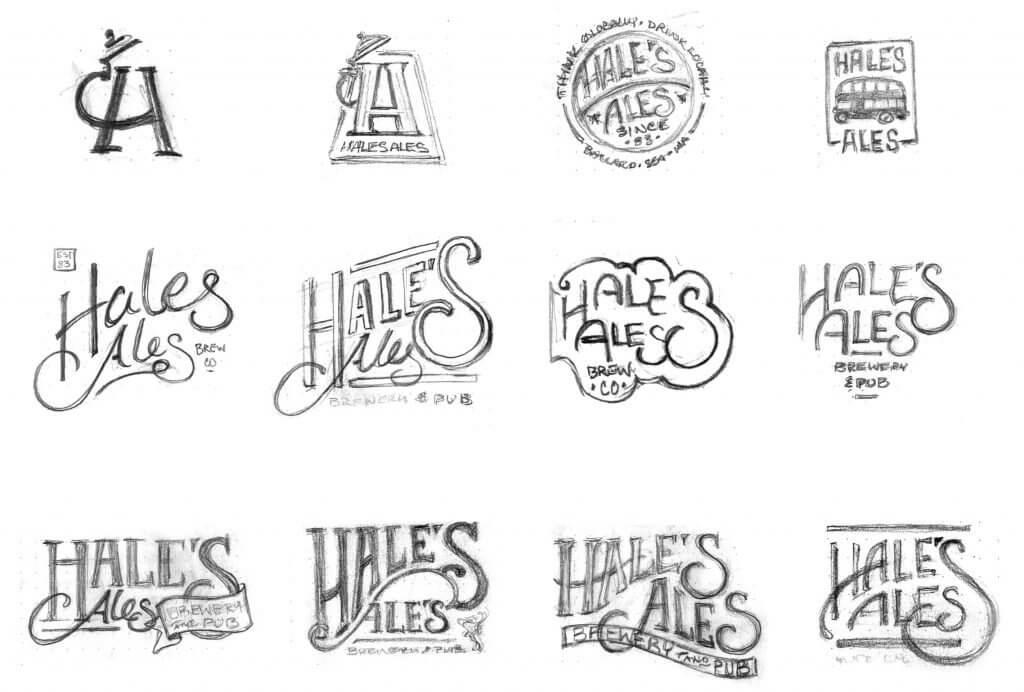 Logo - Hand drawn